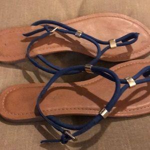 American eagle wrap thong sandal